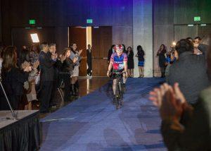 mayor on bike